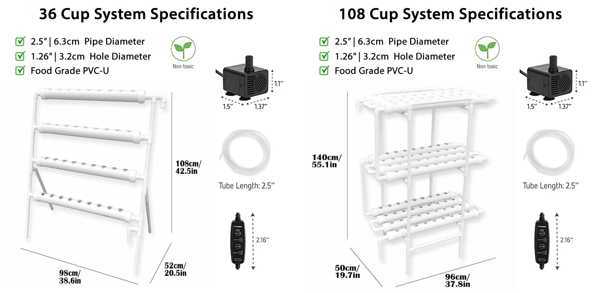 home hydroponic system