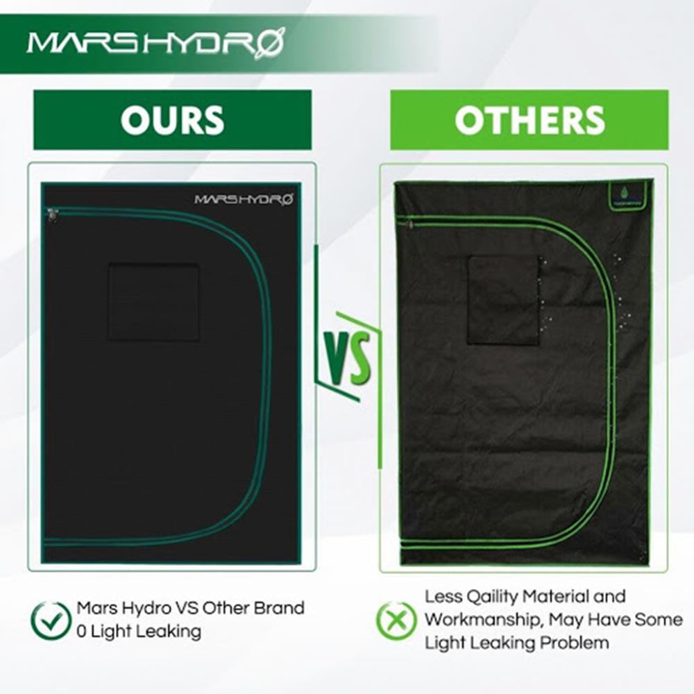 grow tent comparison